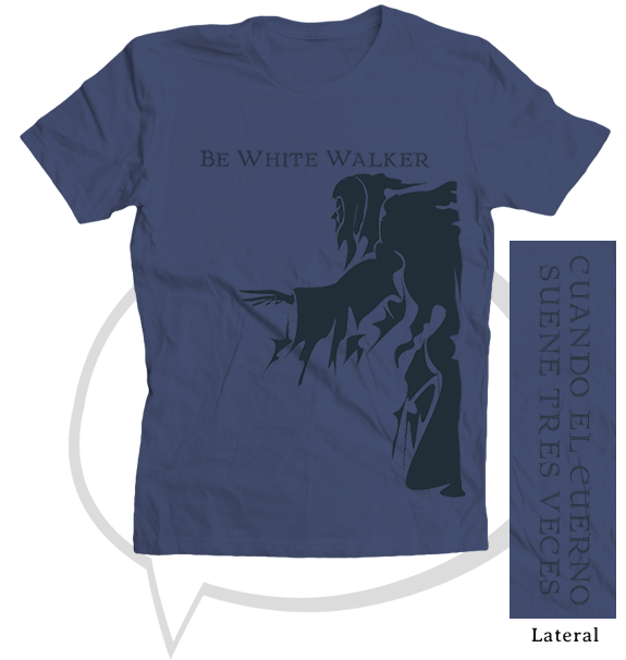 Be White Walker
